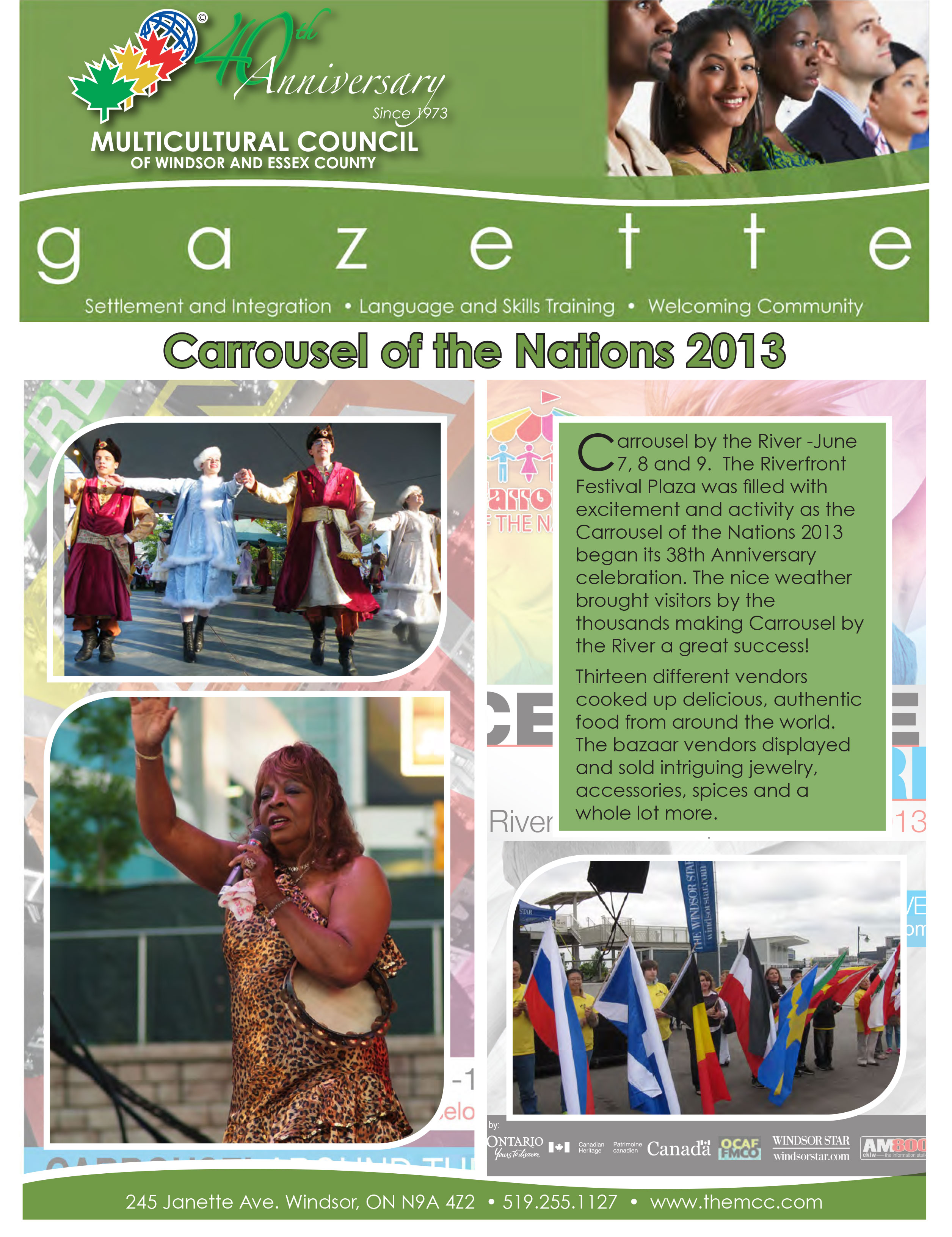 The Gazette - Carrousel Edition 2013